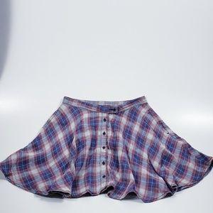 A|X Armani Exchange A line Skirt Size 4